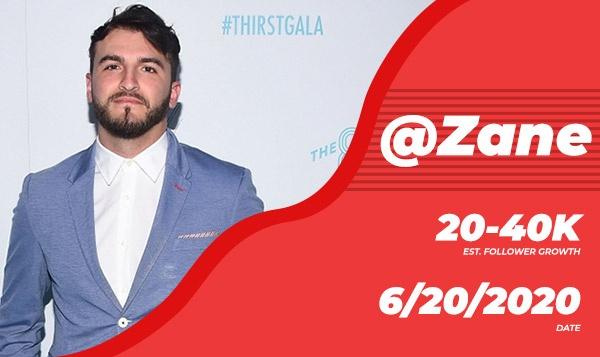 @zane - celebrity giveaway